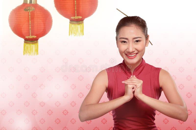 concetto cinese felice del nuovo anno fotografie stock