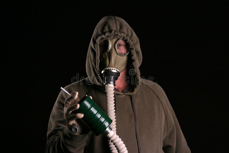 Concetto contro il fumo fotografia stock