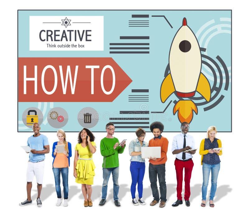 Concetto creativo di piano di successo di crescita di sviluppo dell'innovazione fotografia stock