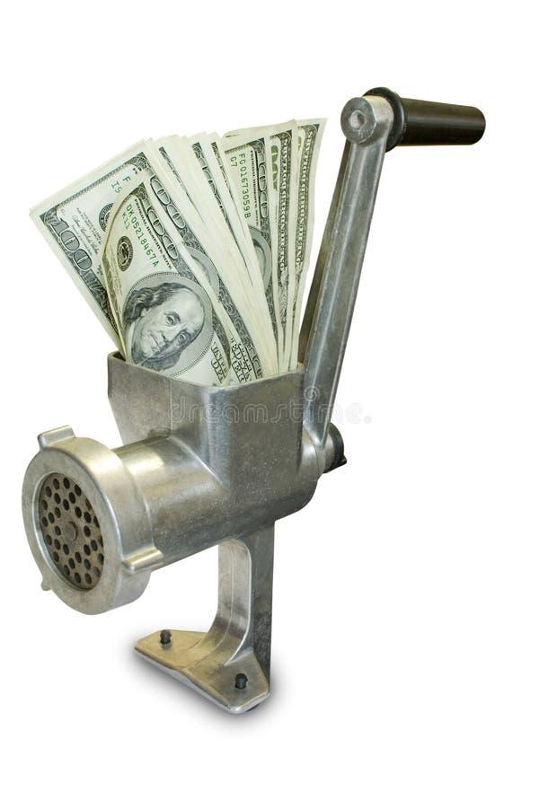 Download Concetto dei soldi fotografia stock. Immagine di isolato - 3134202