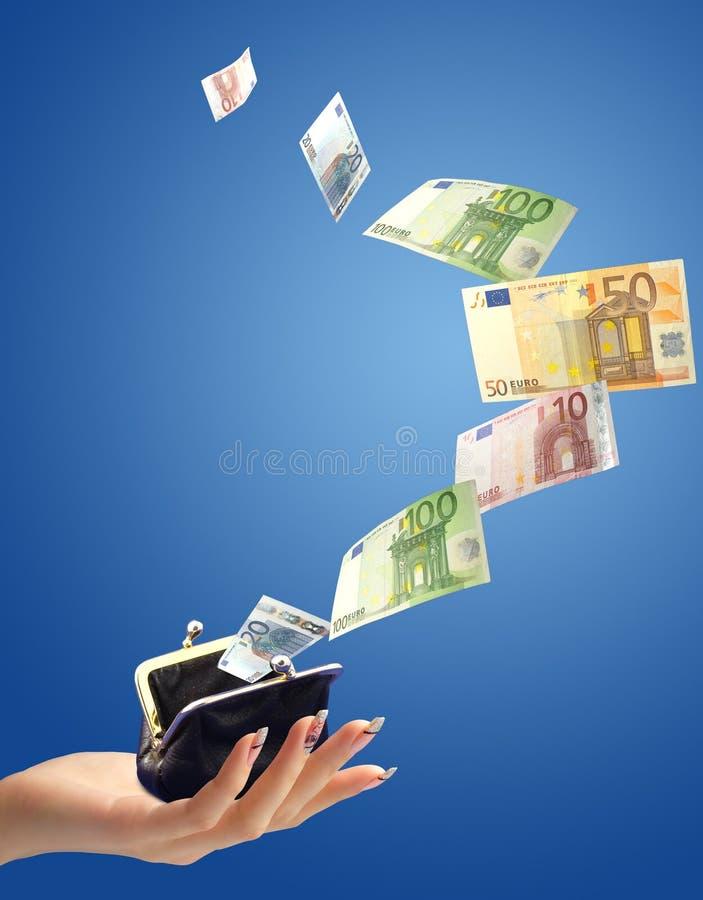 Concetto dei soldi immagini stock
