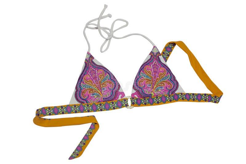 Concetto del bikini di estate fotografia stock libera da diritti