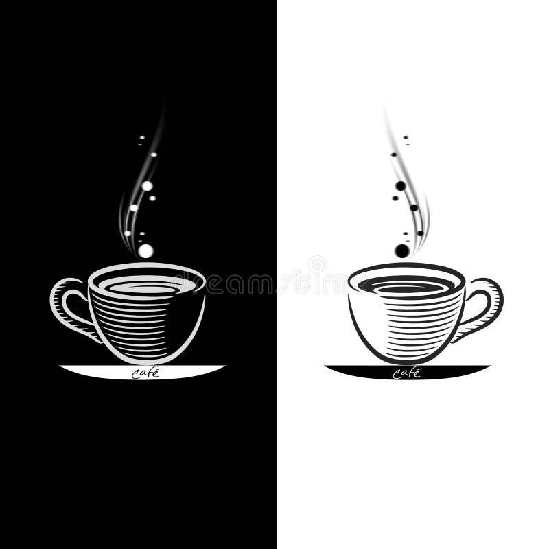 Concetto del caffè illustrazione vettoriale