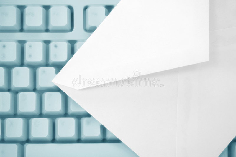 Concetto del email immagine stock libera da diritti