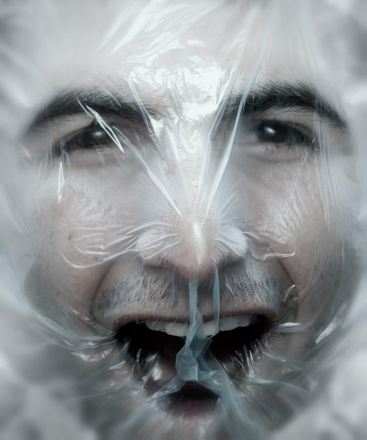 Concetto del fantasma immagine stock