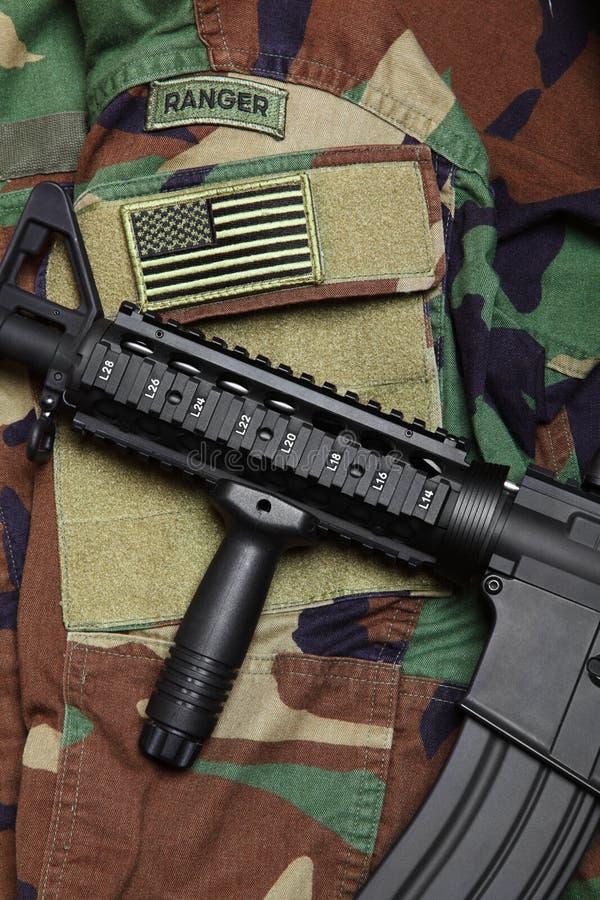 Concetto dell'esercito americano immagini stock libere da diritti