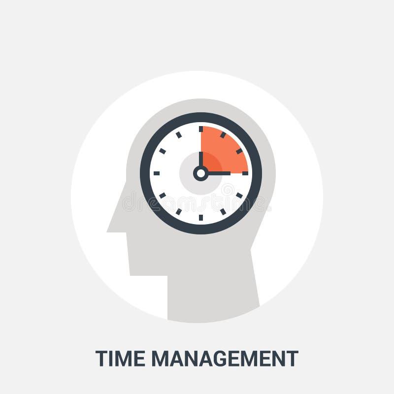 Concetto dell'icona della gestione di tempo illustrazione vettoriale