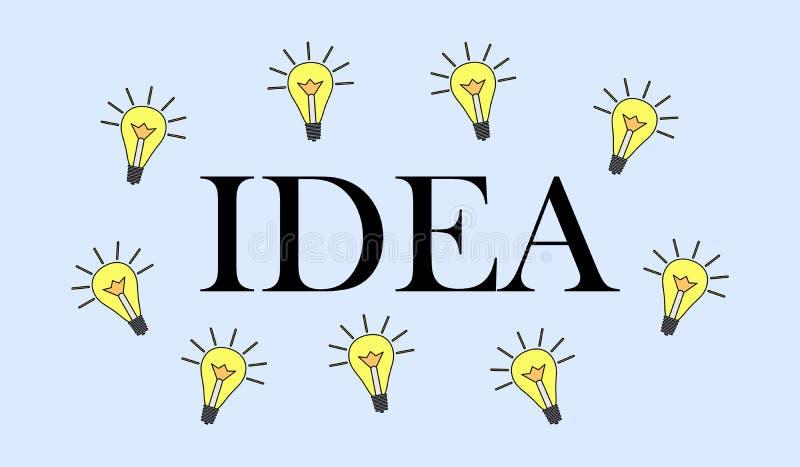 Concetto dell'idea royalty illustrazione gratis