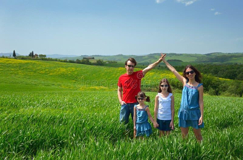 Concetto della casa della famiglia e del bene immobile fotografia stock