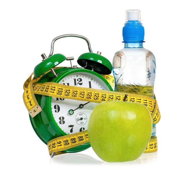 Concetto della dieta fotografie stock libere da diritti