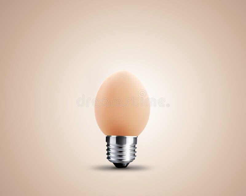 Concetto della lampadina royalty illustrazione gratis
