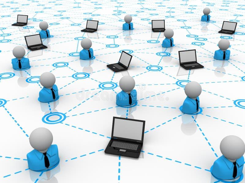 Concetto della rete