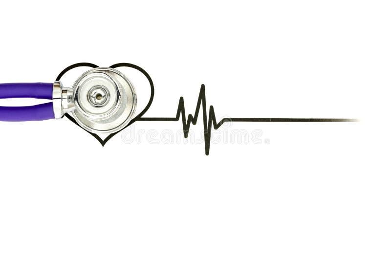 Concetto di cardiologia immagini stock