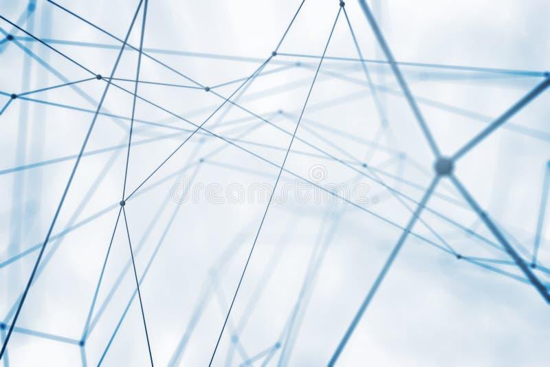 Concetto di connettività illustrazione vettoriale