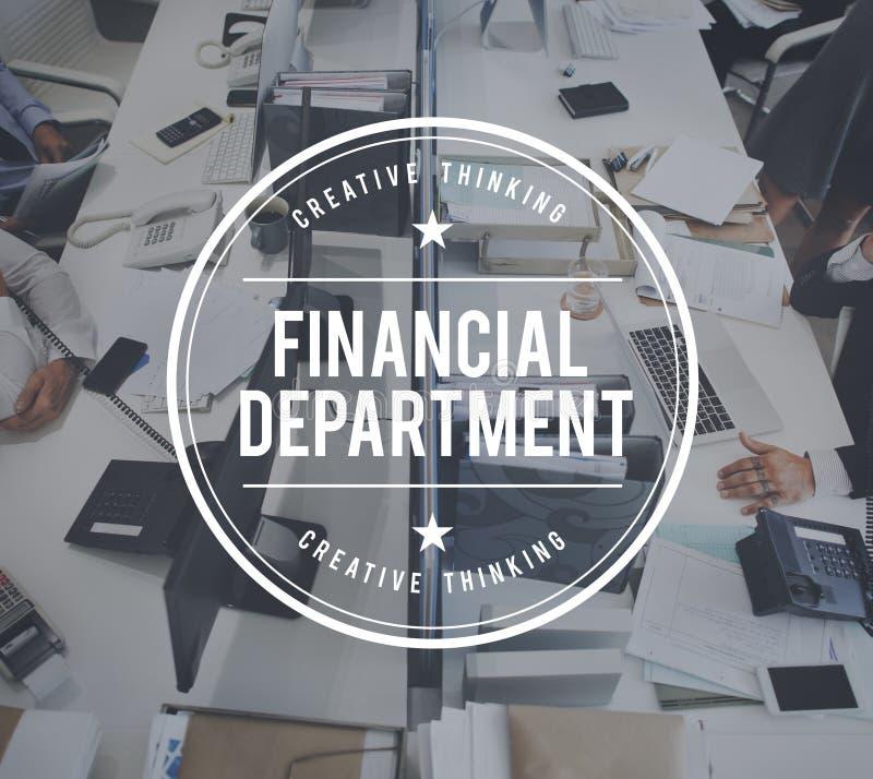 Concetto di contabilità finanziario della Banca di profitto dei soldi di dipartimento fotografia stock libera da diritti