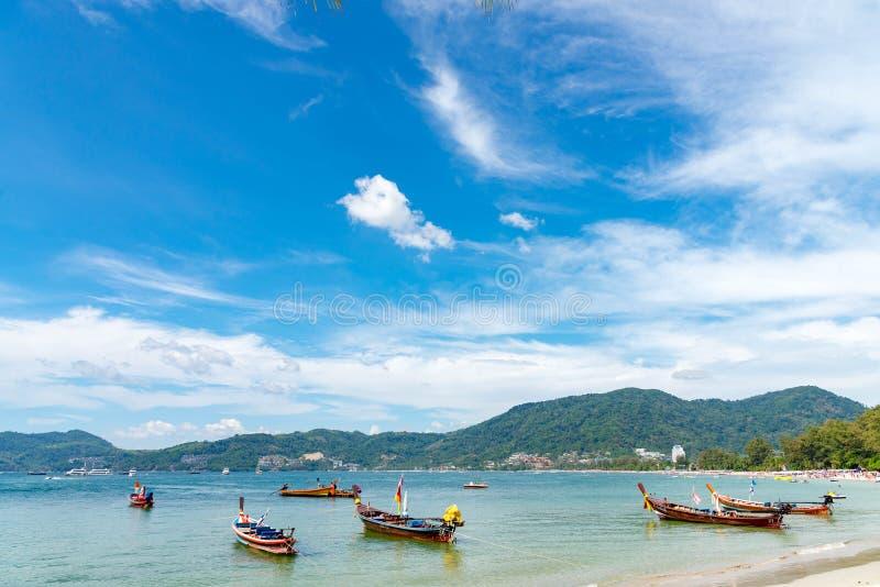 Concetto di estate, Phuket, Tailandia - gennaio 20,2018: variopinto della s immagini stock libere da diritti