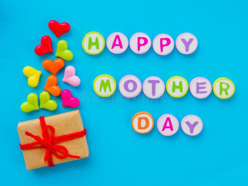 Concetto di giorno del ` s della madre Giorno di madre felice fotografie stock