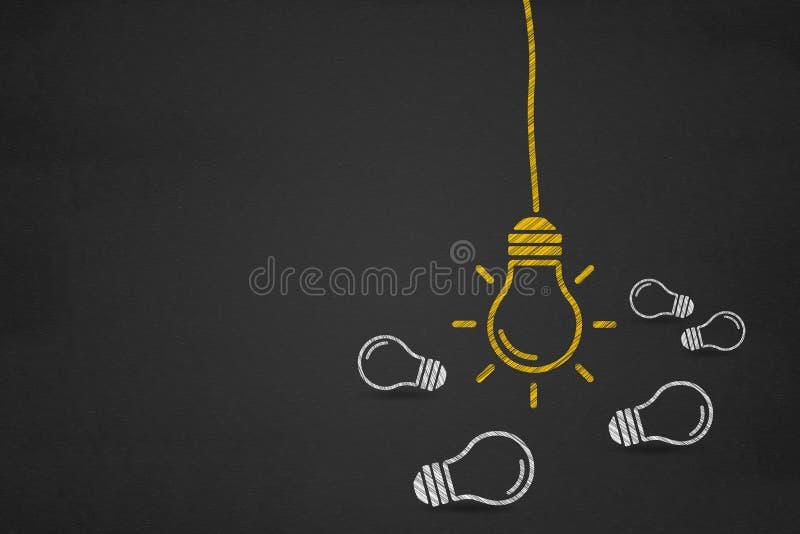 Concetto di idea, soluzione e raggiro innovatori di affari di comunicazione immagini stock libere da diritti