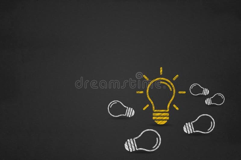 Concetto di idea, soluzione e raggiro innovatori di affari di comunicazione immagine stock