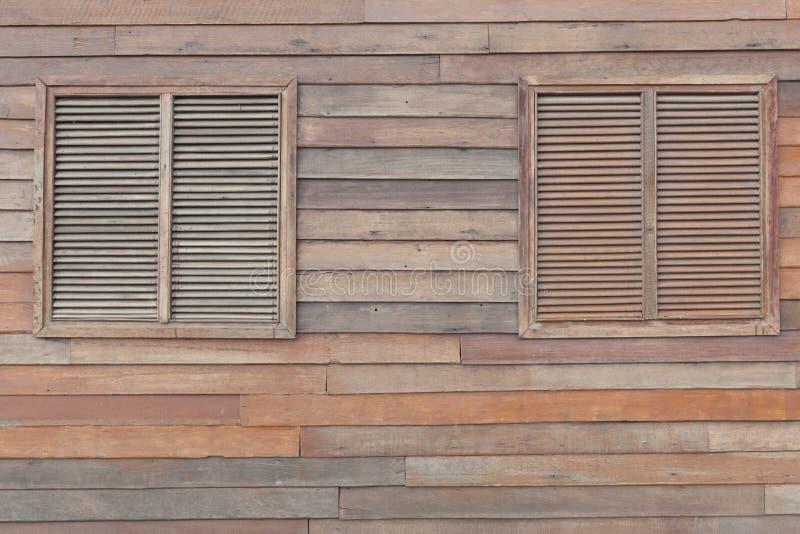Concetto di legno di idea del fondo della vecchia della finestra stanza della parete fotografia stock libera da diritti