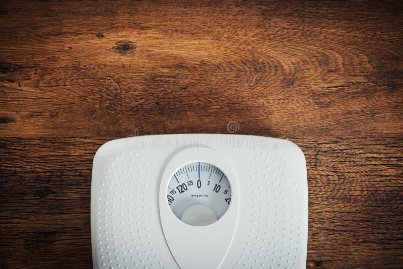 Concetto di perdita di peso e di forma fisica fotografia stock