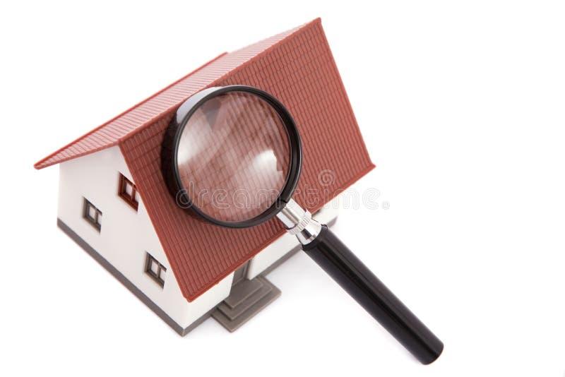 Concetto di ricerca della Camera immagine stock libera da diritti