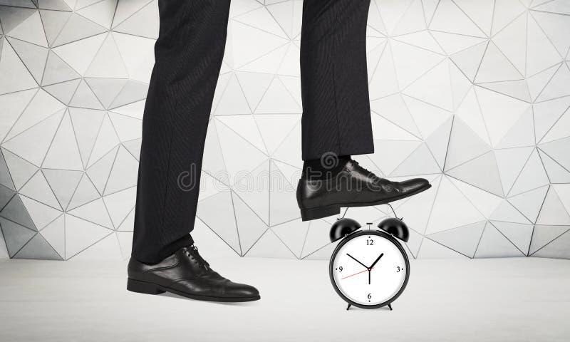 Concetto di riduzione di tempo fotografia stock libera da diritti