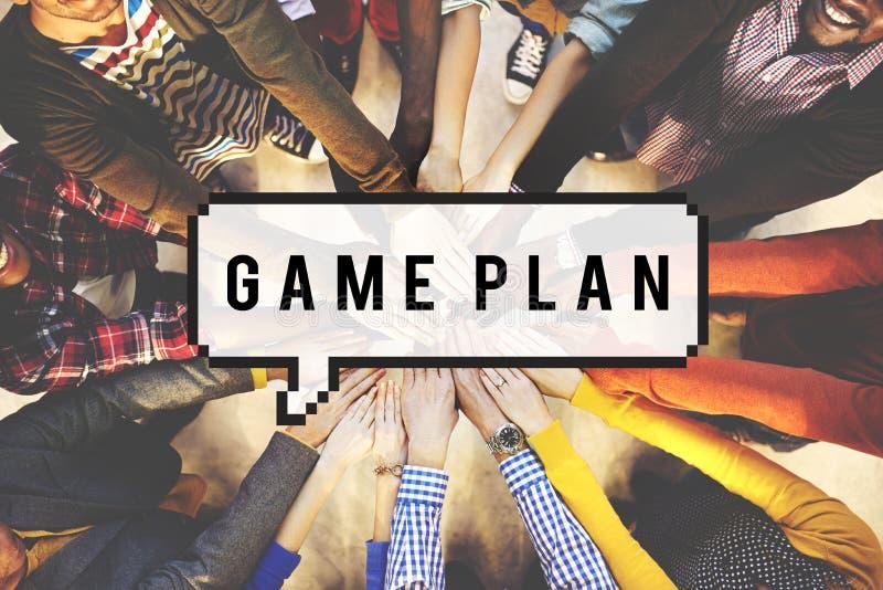 Concetto di Team Teamwork Interaction Friends Agreement immagine stock