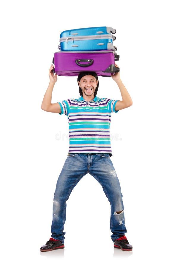 Concetto di vacanza di viaggio fotografia stock libera da diritti