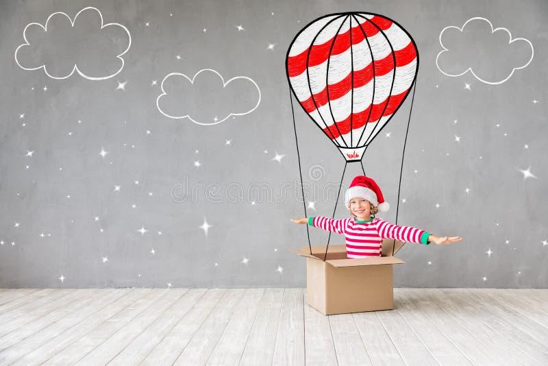 Concetto di vacanza invernale di natale di Natale immagini stock