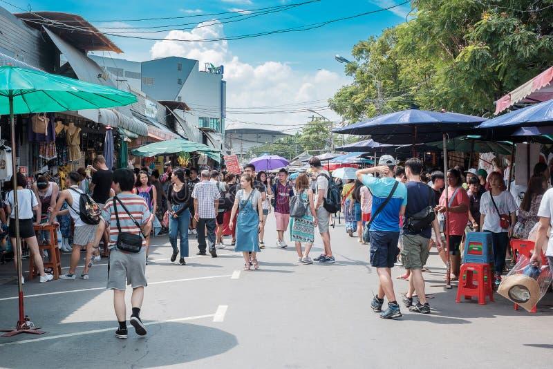 Concetto di viaggio di Bangkok immagine stock