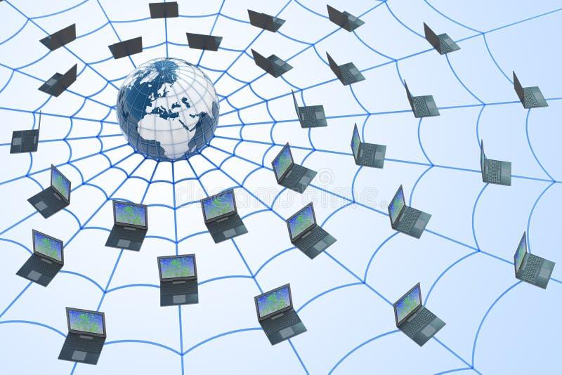 Concetto di World Wide Web.