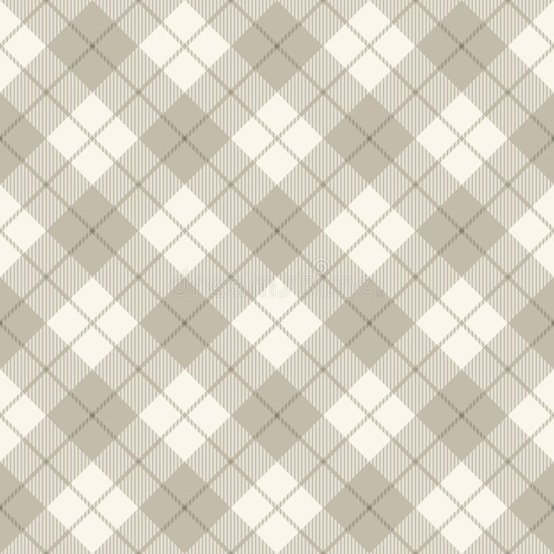Concetto diagonale scozzese astratto del plaid royalty illustrazione gratis