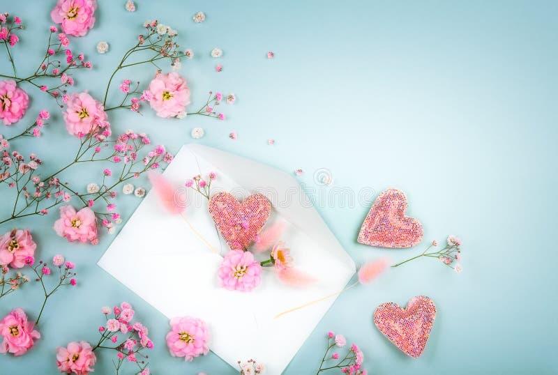 Concetto festivo del fiore fotografia stock libera da diritti
