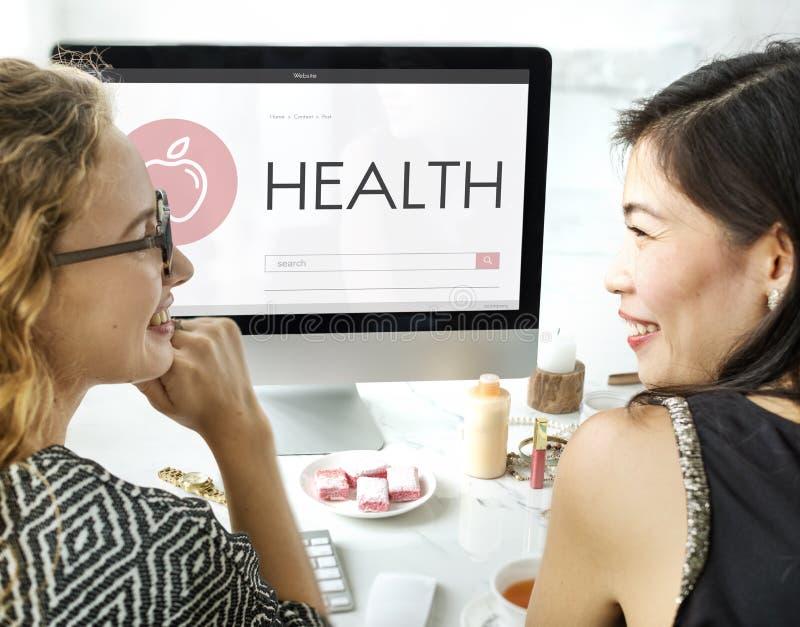 Concetto fisico mentale di benessere di vitalità di nutrizione di salute fotografie stock libere da diritti