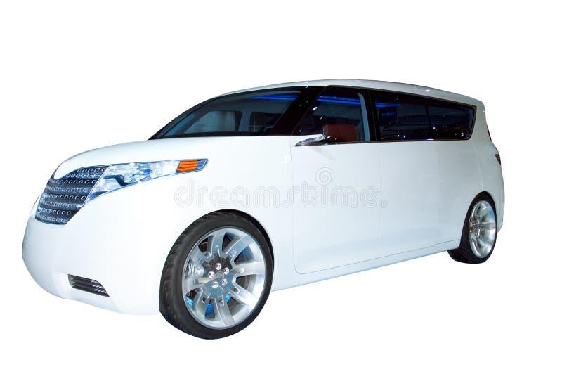 Concetto ibrido SUV di Toyota immagini stock