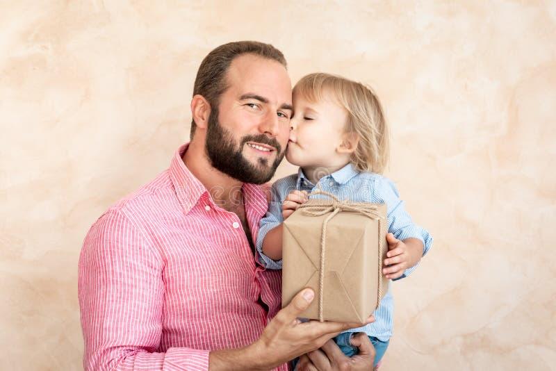 Concetto internazionale di festa di festa del papà fotografia stock libera da diritti