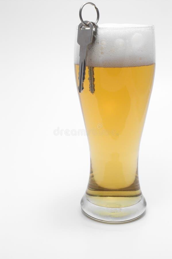 Concetto movente ubriaco immagine stock