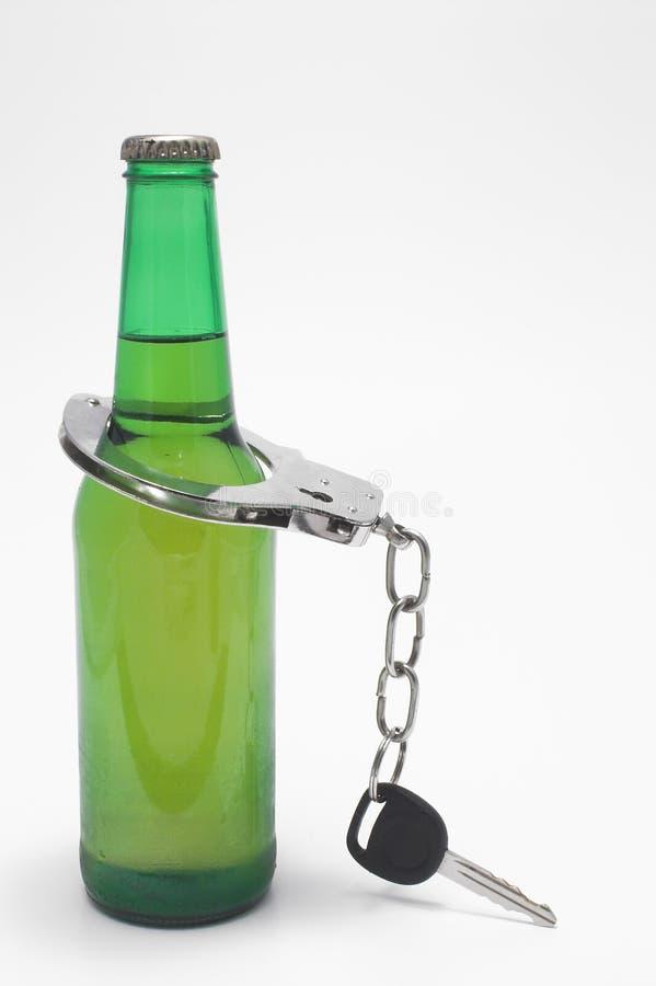 Concetto movente ubriaco fotografie stock