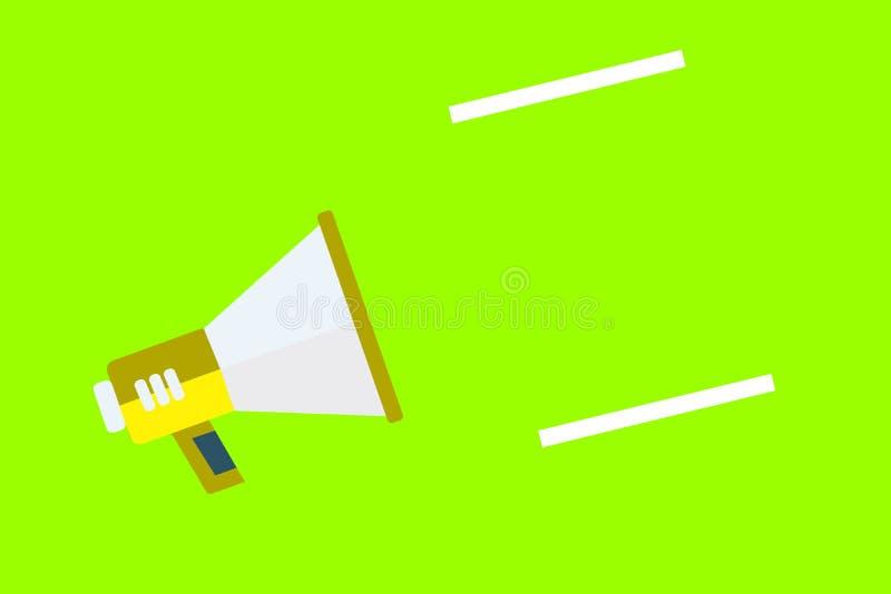 Concetto piano dell'illustrazione di vettore di affari di progettazione Annuncio di affari per le insegne di promozione e del sit illustrazione vettoriale