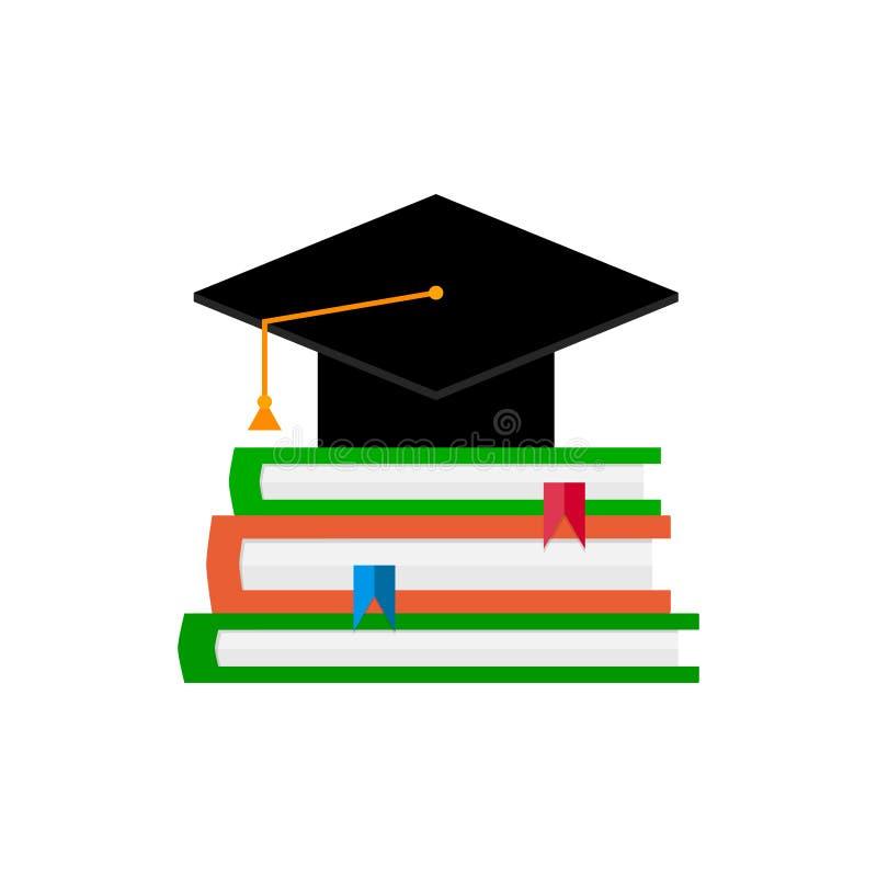 Concetto piano di istruzione illustrazione di stock