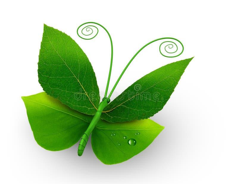Concetto verde immagini stock