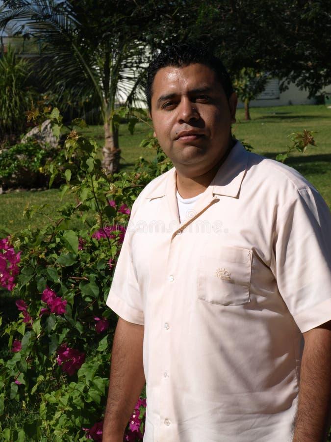 concierge biznesowy mężczyzna zdjęcie stock