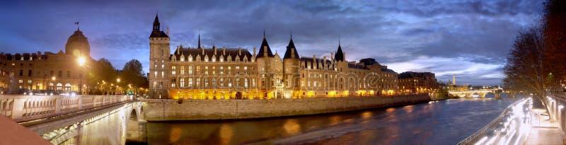 conciergerie απλάδι του Παρισιού στοκ εικόνες με δικαίωμα ελεύθερης χρήσης