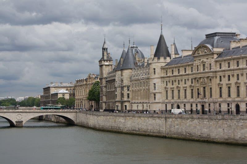 conciergerie Παρίσι στοκ εικόνα με δικαίωμα ελεύθερης χρήσης