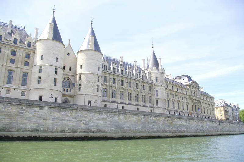 The Conciergerie royalty free stock image