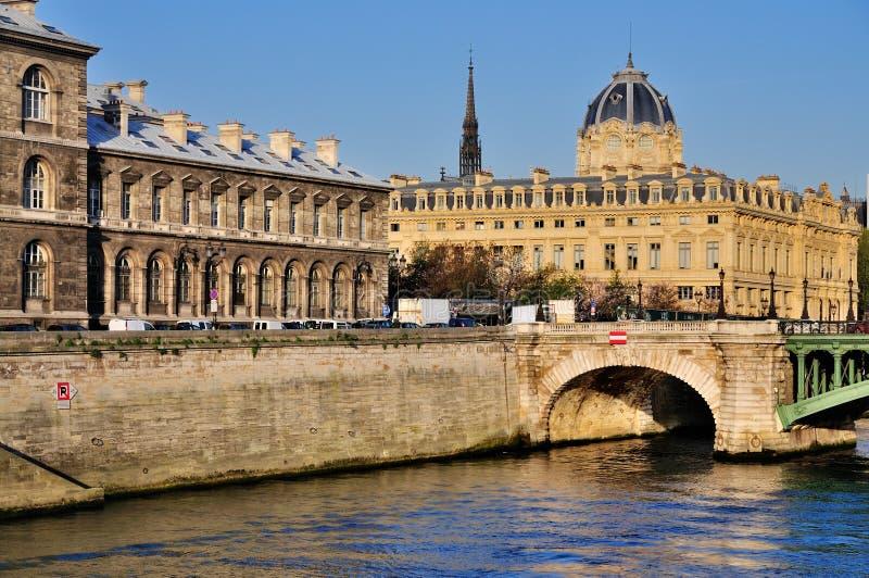 Conciergerie, Paris, France stock photo