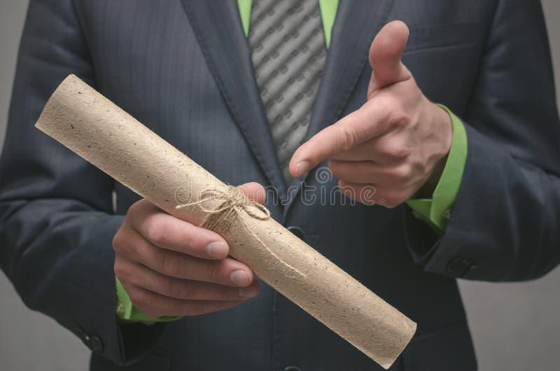 Conclusion d'un contrat d'affaires Concept d'affaire d'affaires Signature d'un accord photos stock
