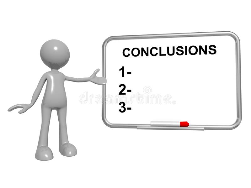 Conclusions Stock Illustrations – 305 Conclusions Stock ...