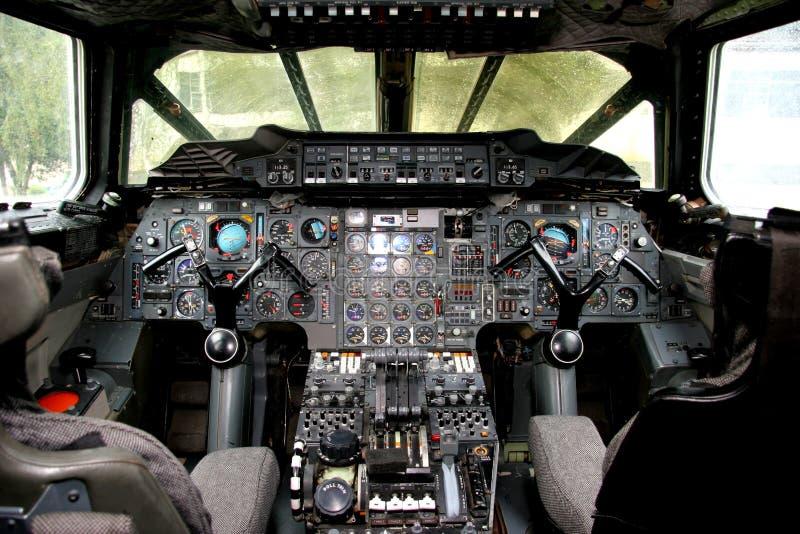 Download Concorde Cockpit Stock Image. Image Of Interior, Concorde    46659135
